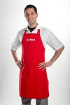 PECO Pallet Red Adjustable Apron