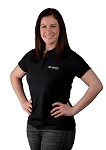 PECO Pallet Women's Black Polo