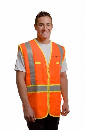 PECO Pallet Safety Vest